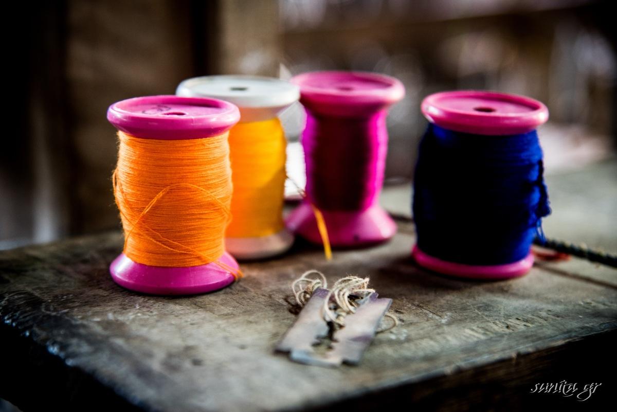 india, travel, photography, Silk, weaver, assam, assam silk, textile, handloom, craft ,