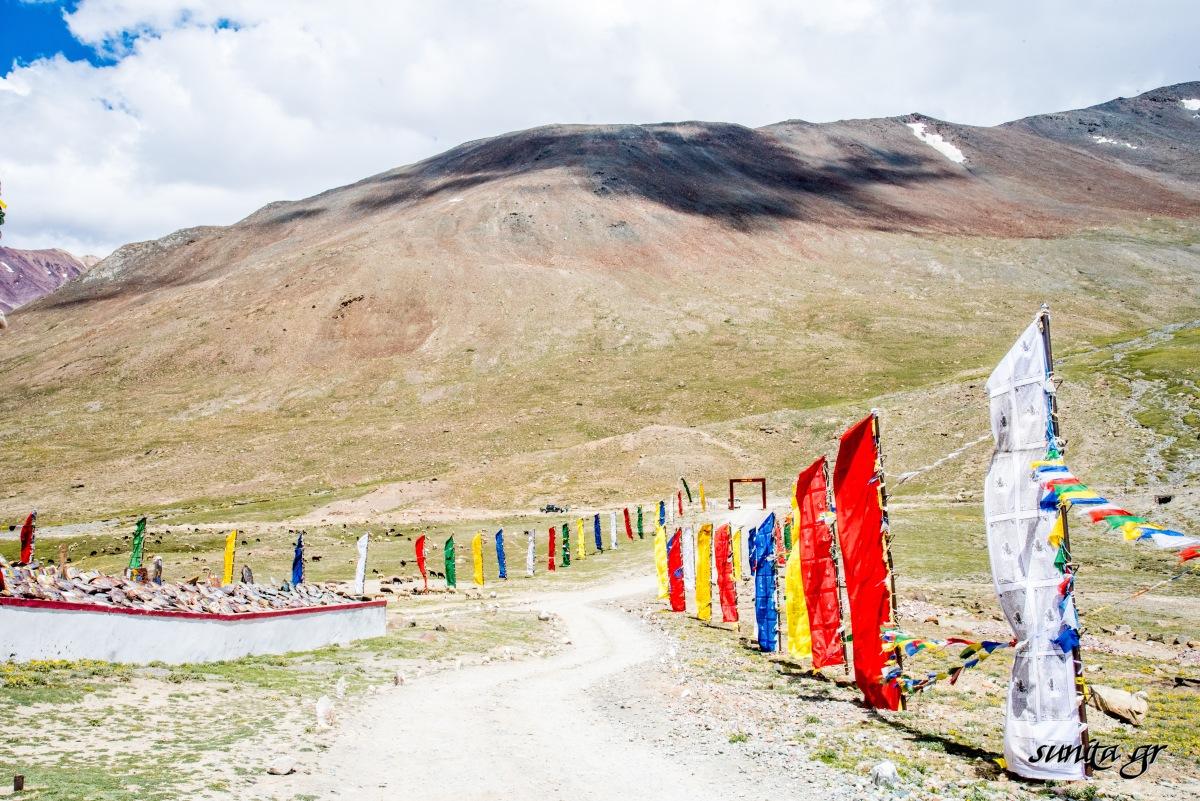 The beautiful KumzumLa pass