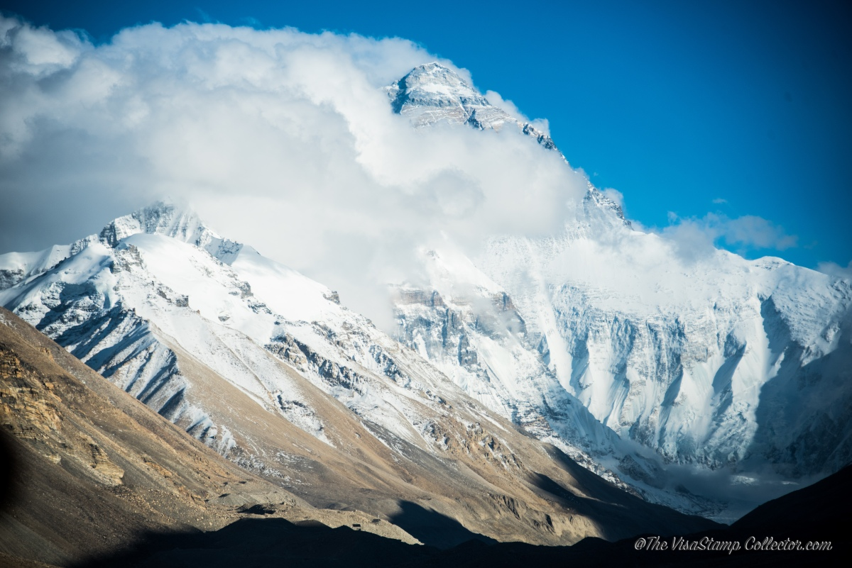#tibet, #road, #nature, #mountains, #travel, #photography, #naturephotography, #Majestic, #everest